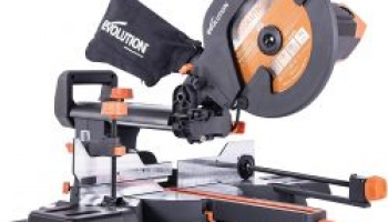 Avis Scie à onglets Evolution Power Tools R255SMS